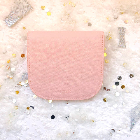 Poketo Dome Wallet - Pink