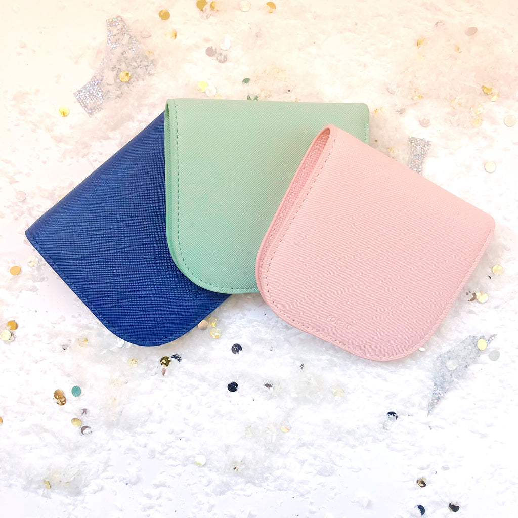 Poketo Dome Wallet - Mint