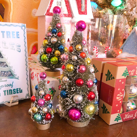 Retro Ornament Tree - Three Sizes Available