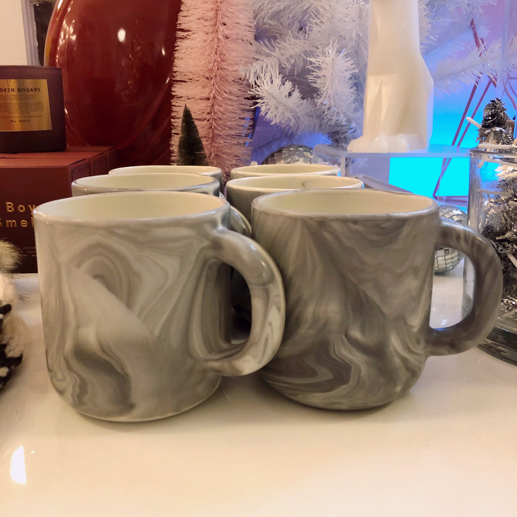 The Perfect Mug - Black Marble