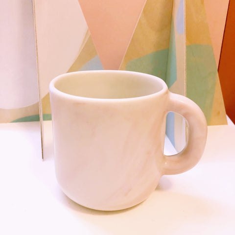 The Perfect Mug - Blush Marble