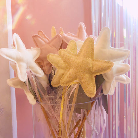 Amelie Star Fairy Wand - Multiple Colors
