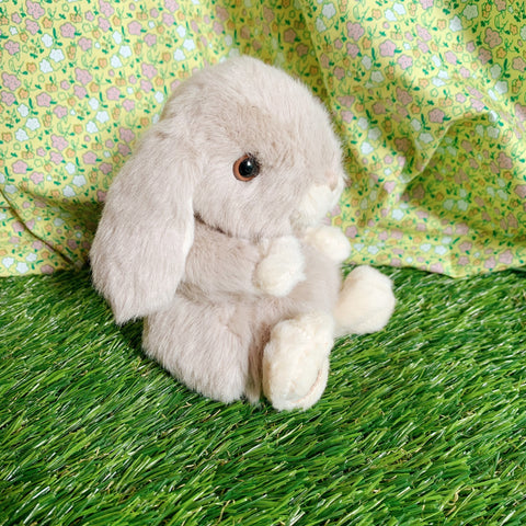 Soft Baby Bunny - Pale Gray