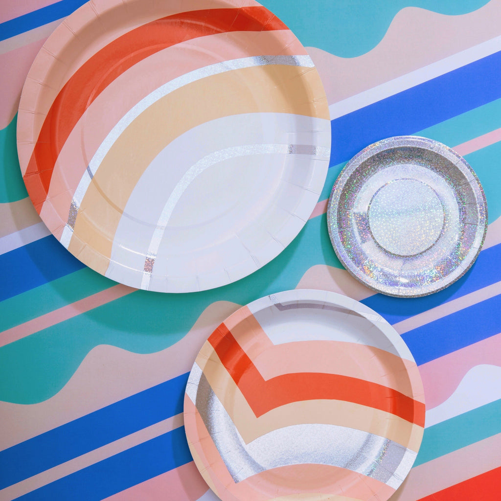 Peachy Vibes Large Plates