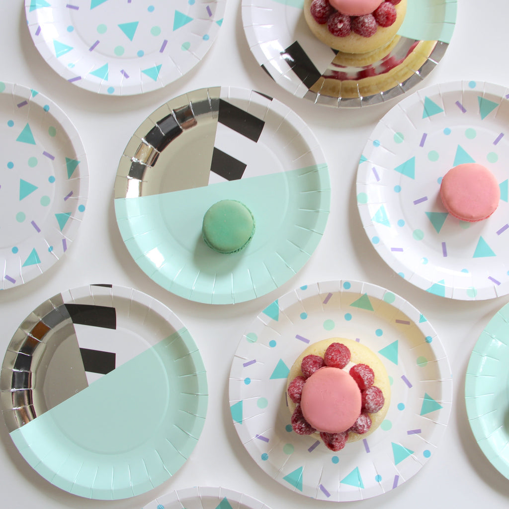 Confetti Pop Small Plates