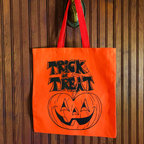 Trick or Treat Tote - Chris Uphues