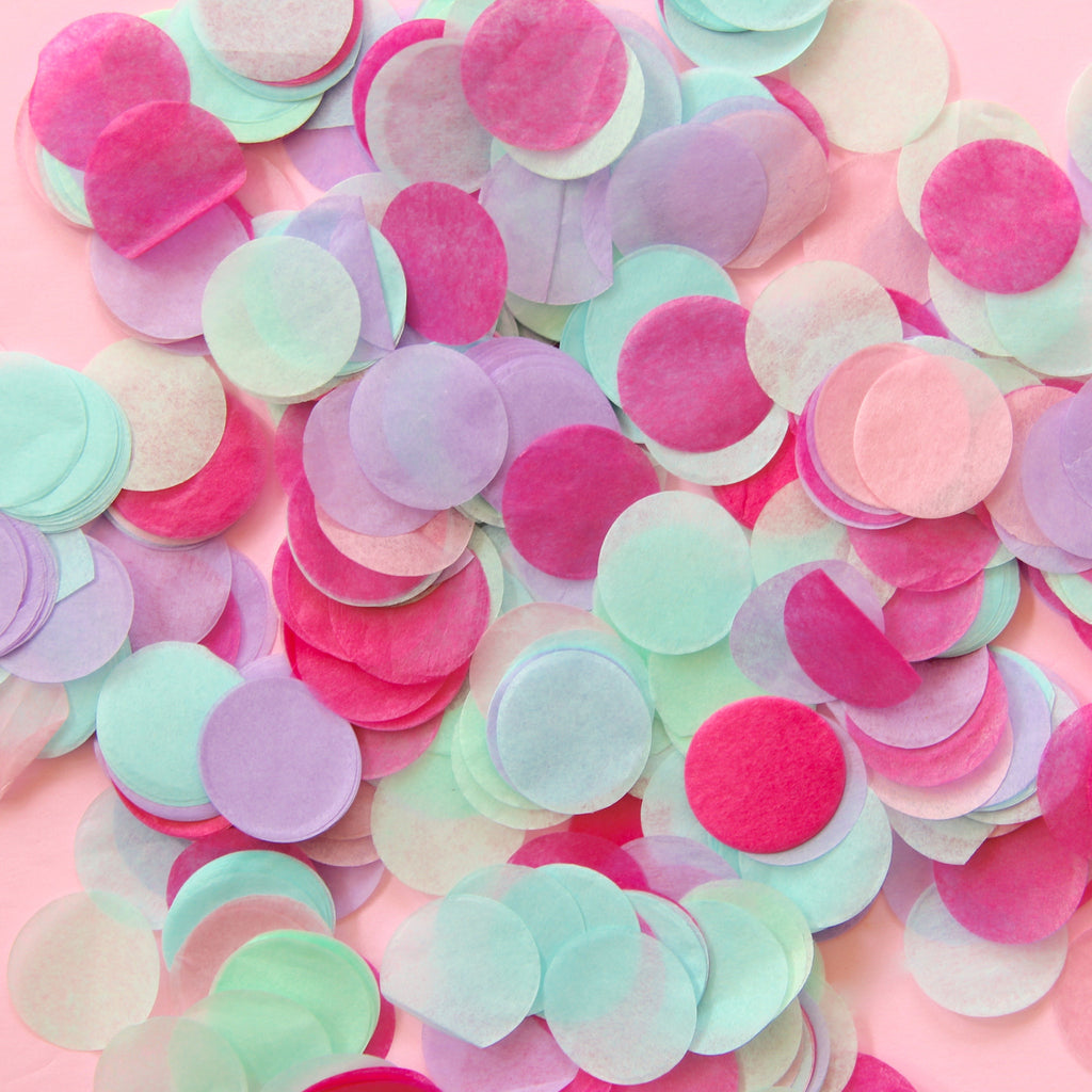 Bash Signature Party Confetti
