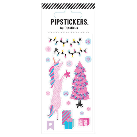 Pink En Pointe Stickers