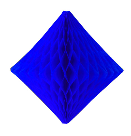 Cobalt Honeycomb Diamond