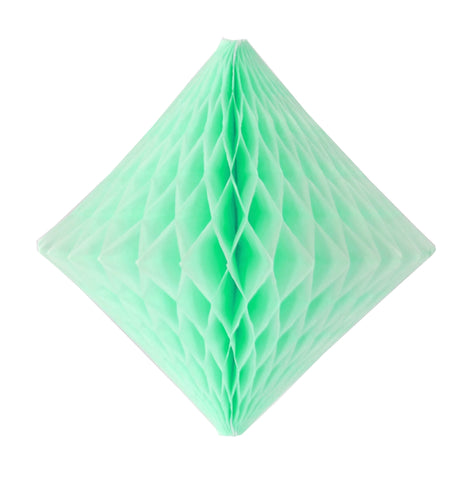 Mint Honeycomb Diamond