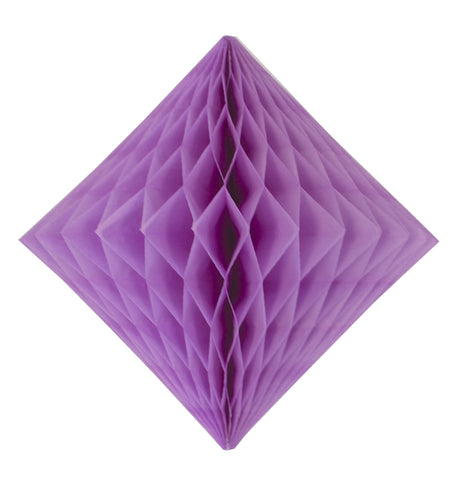 Violet Honeycomb Diamond