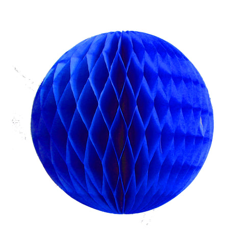 Cobalt Honeycomb Ball