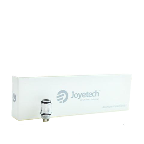Joyetech Atomizers for eGo ONE Tank, 0.5 Ohm, 5 Pack