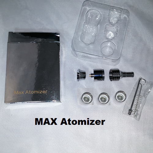 Max Dry Herb Atomizer Kit