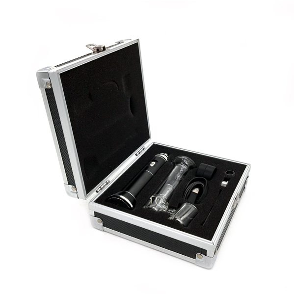 Portable eNail & Bubbler Vaporizer Kit