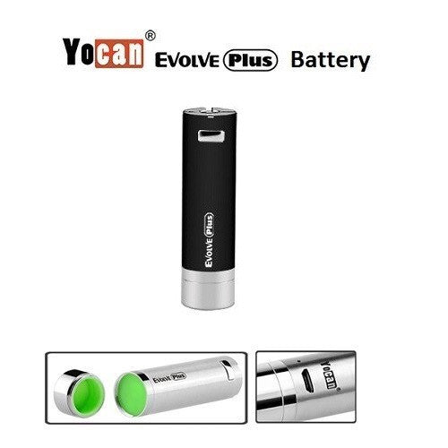 Evolve Plus Replacement Battery, Black