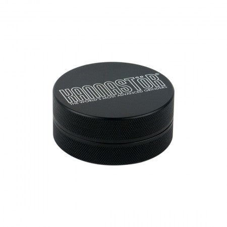 "Kannastor Grinder, Hard Top, 2 Piece, 2.2"", Black"