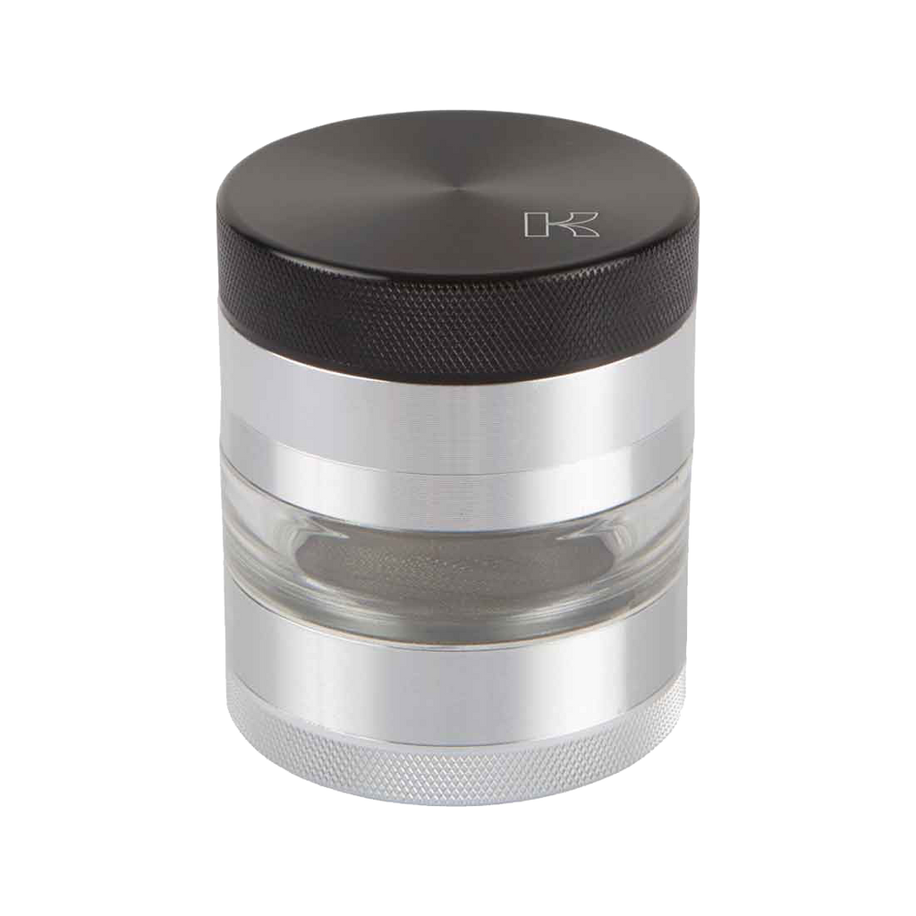 Kannastor Grinder/Jar, Hard Top, 4 Piece, 2.2""