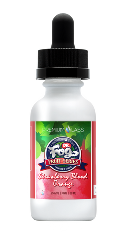 Strawberry Blood Orange 30ML