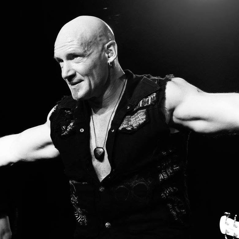 Ralf Scheepers - Singer Heavy Metal Band Primal Fear