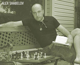 "Alex Shabelov - American Chess Grandmaster, U.S. Champion Chess Player [""...I know that I have a secret weapon - my Q-Link!""]"