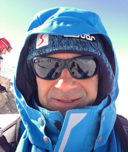 "Bernard Chesneau - French National Coach and Author: Ski Wizdom [""...Q-Link allows me to be more, to have more and to do more with life...""]"