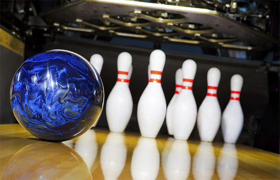 "JIm LoMonte - Pro Bowler [""...Q-Link truly provides a competitive edge on and off the lanes...""]"