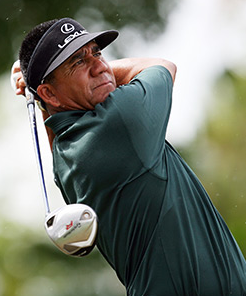 "Estaban Toledo - PGA [""...the greatest thing I probably ever wore...""]"