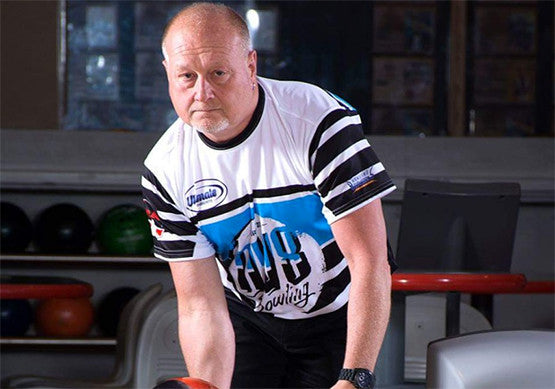 "Bob Learn Jr. - Pro Bowler [""...the Q-Link has been an unbelievable tool for me...""]"