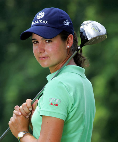 "Lorena Ochoa - LPGA [""...it really makes a difference under pressure. It works for me!""]"