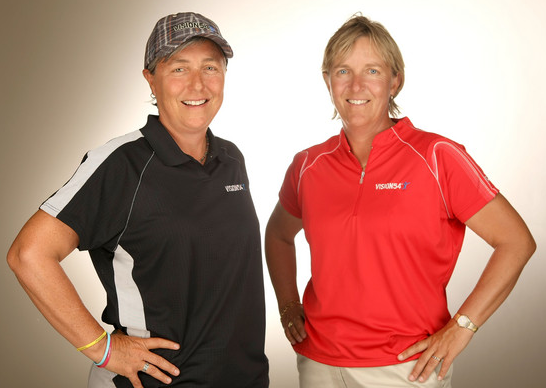 "Pia Nilsson & Lynn Marriott [""...If you care about your future, wear the Q-Link!""]"