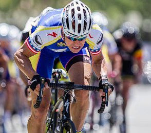 "Rich Meeker - 3 Time USPS National Cycle Champion [""...Q-Link is amazing... has definitely helped in many aspects of my normal everyday life...""]"