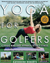 Katherine Roberts, Author: Yoga for Golfers [