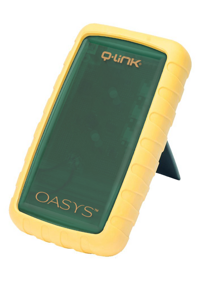 Q-Link OASYS Portable with SRT-3 (Translucent Emerald Green)