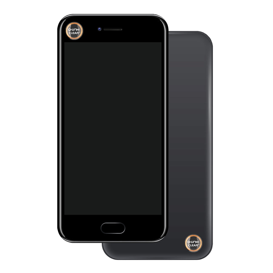 Q-Link Acrylic SRT-3 CLEAR (Black)