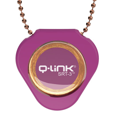 Q-Link Brand Copper Chain (Faceted)