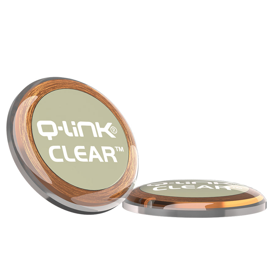 Q-Link Acrylic SRT-3 CLEAR (Geo Taupe)