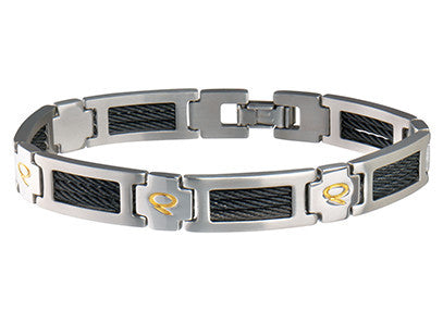 Q-Link Executive Mens SRT-3 Bracelet