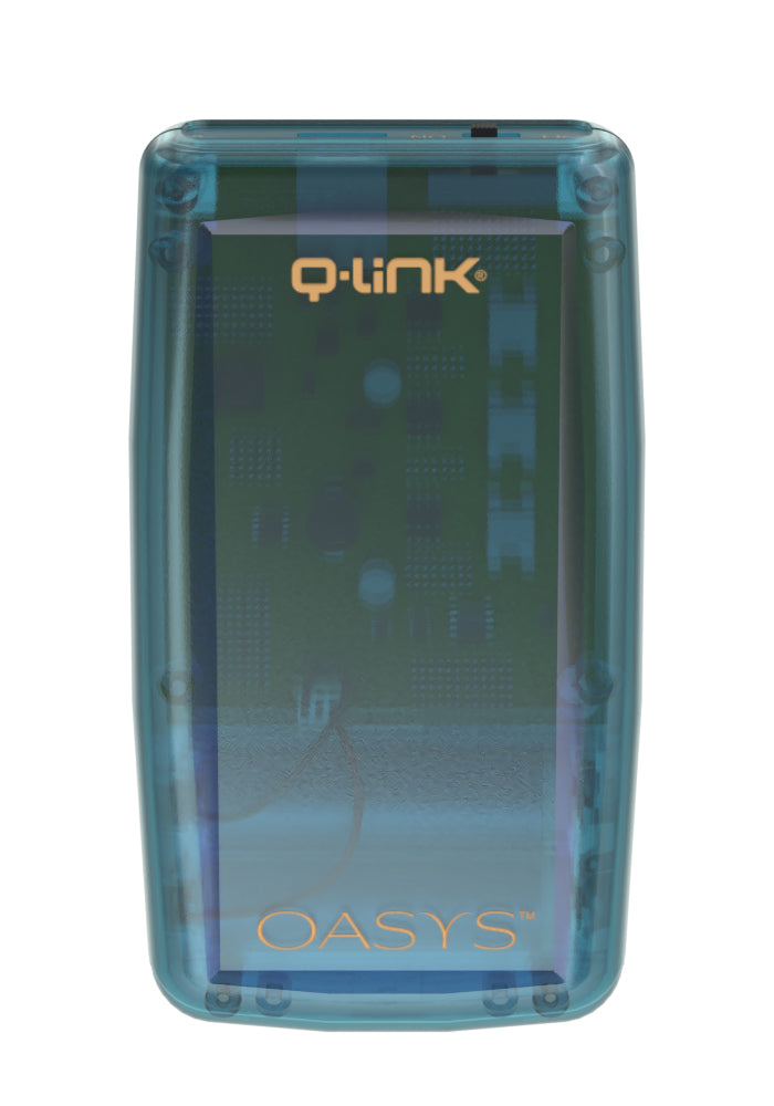 Q-Link OASYS Portable with SRT-3 (Translucent Gray) - NEW!