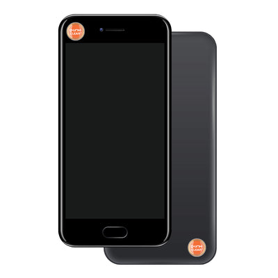 Q-Link Acrylic CLEAR (Vivid Orange)