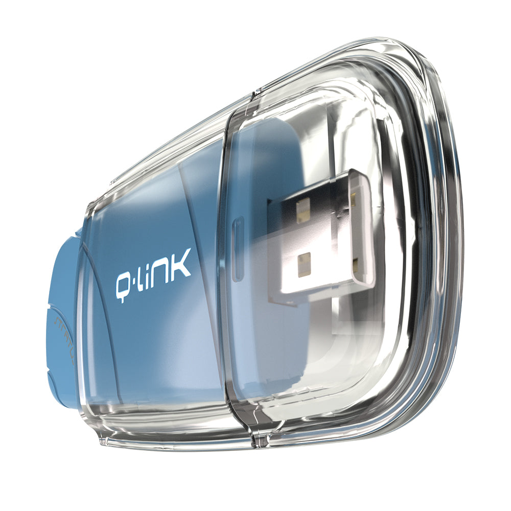 Q-Link SRT-3 Stratus (Trans Blue) - NEW!