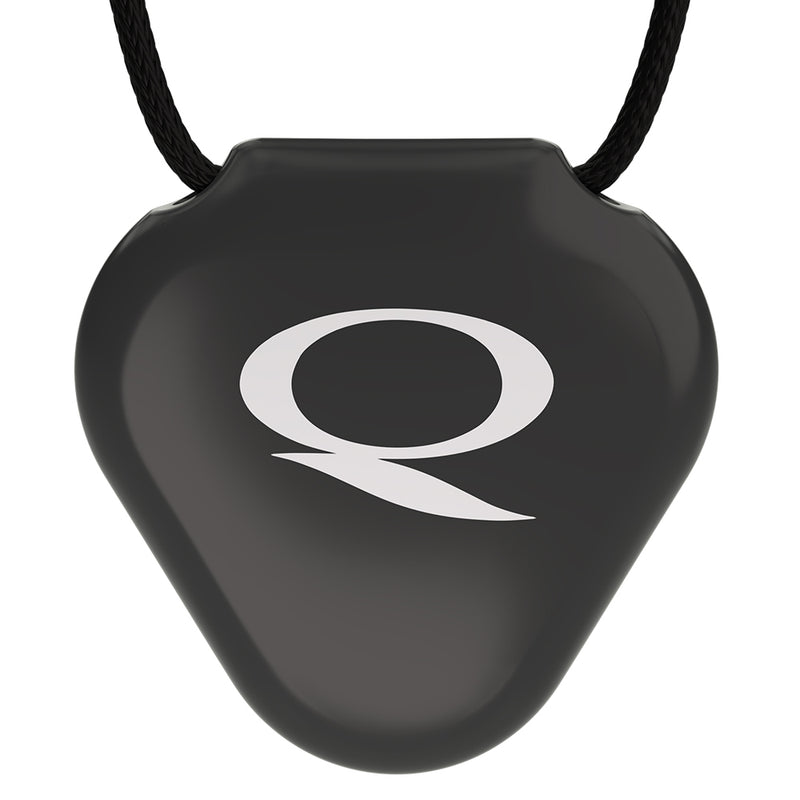Q-Link Acrylic SRT-3 Pendant (Old School Black) - NEW!