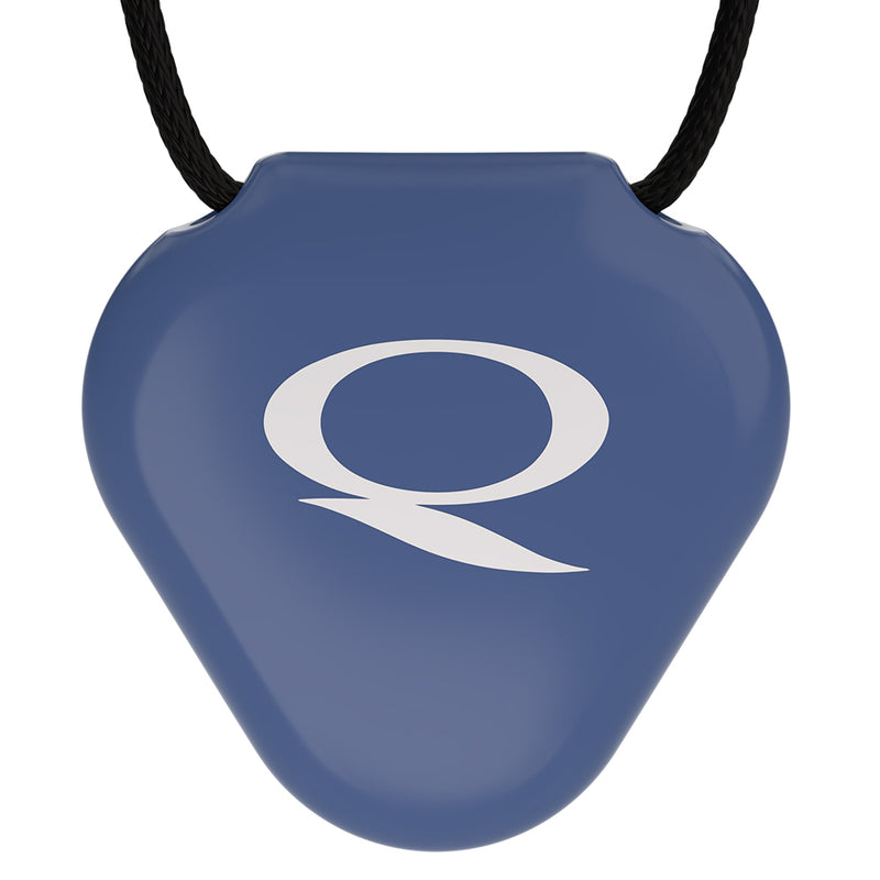 Q-Link Acrylic SRT-3 Pendant (Old-School Original Blue)