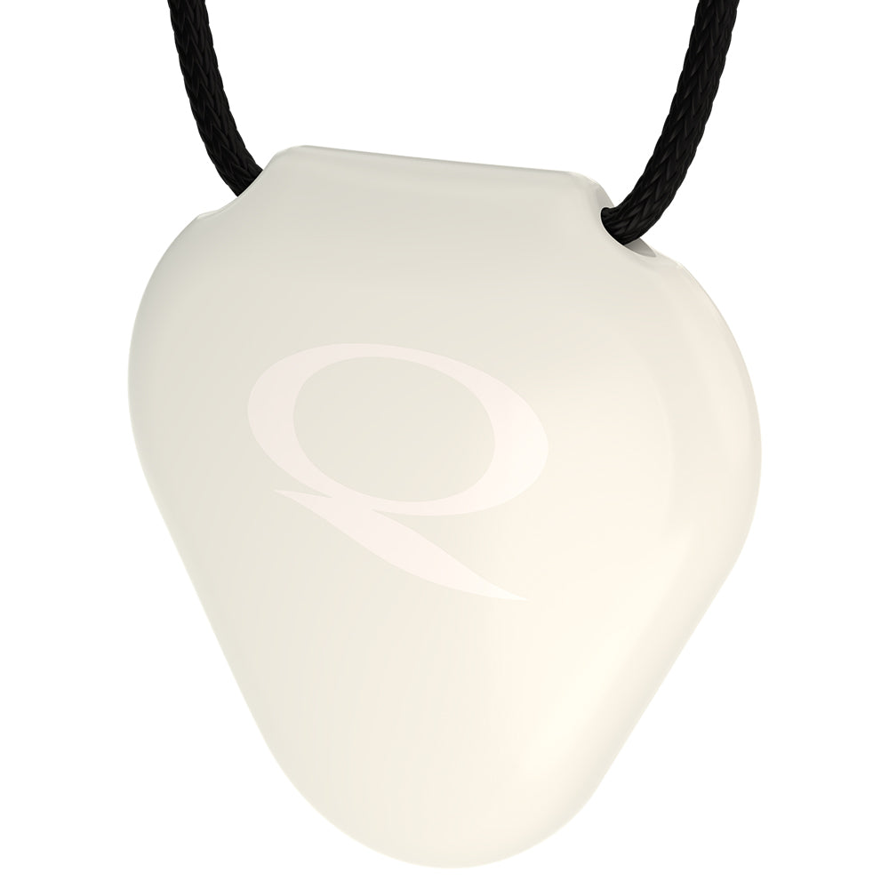 Q-Link Acrylic SRT-3 Pendant (Old-School Original White) - NEW!