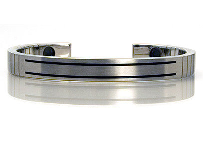 Q-Link Stainless Steel Ladies SRT-3 Bracelet