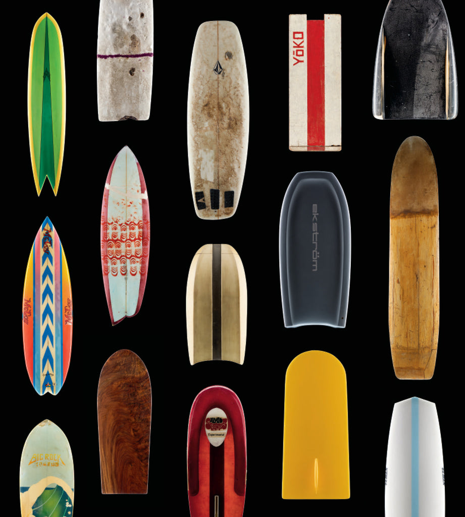Surfcraft : The Design and Culture of Board Riding.  By Richard Kenvin