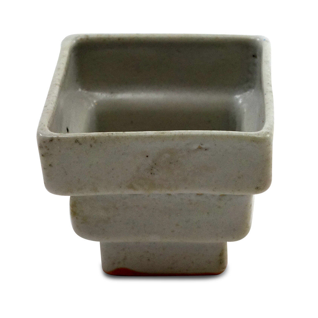 Pyramid and Square Sake Cups