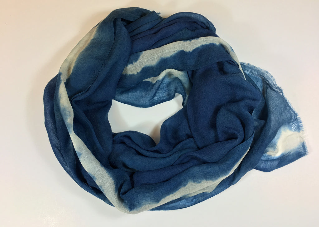 Indigo Jane Scarf No. 2