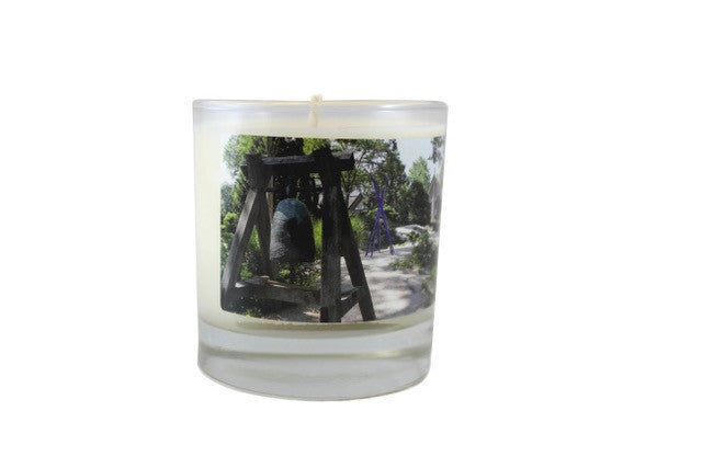 The LongHouse Candle
