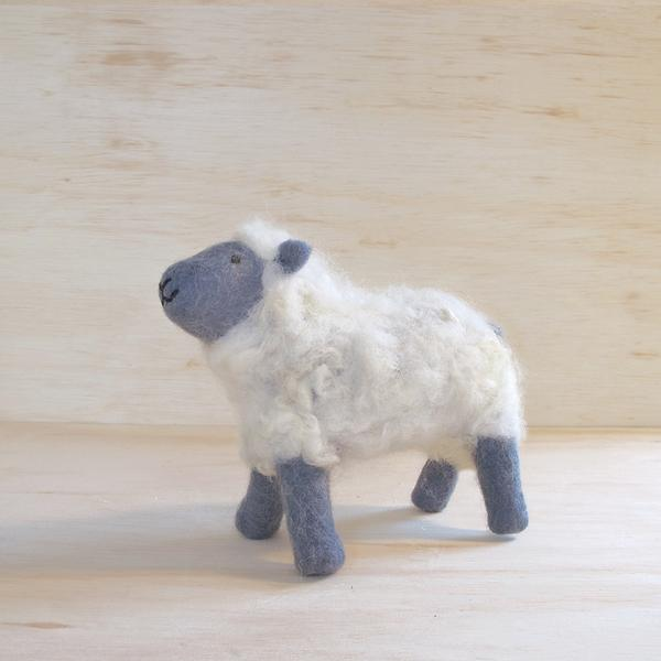 Hand Felted Sheep